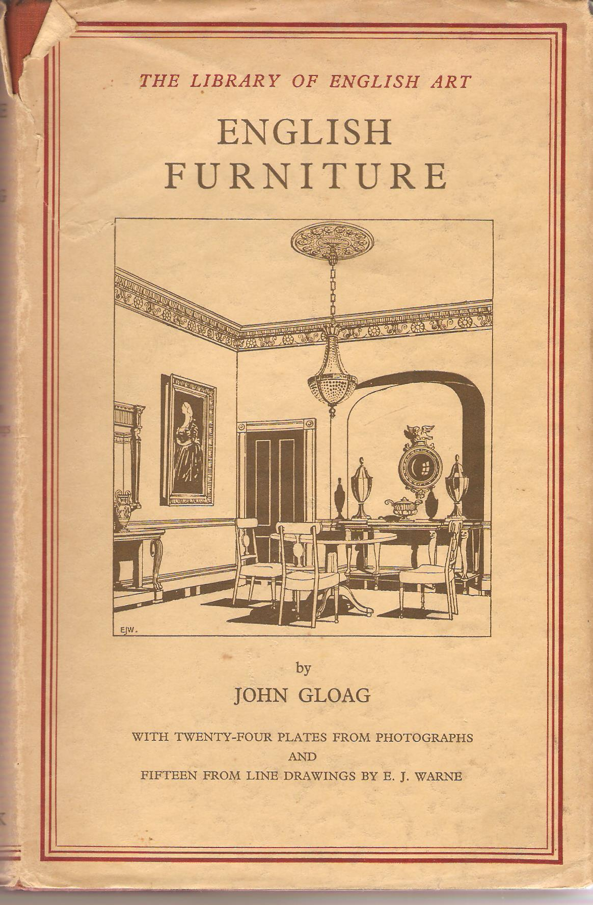 Image for The Library of English Art : English Furniture