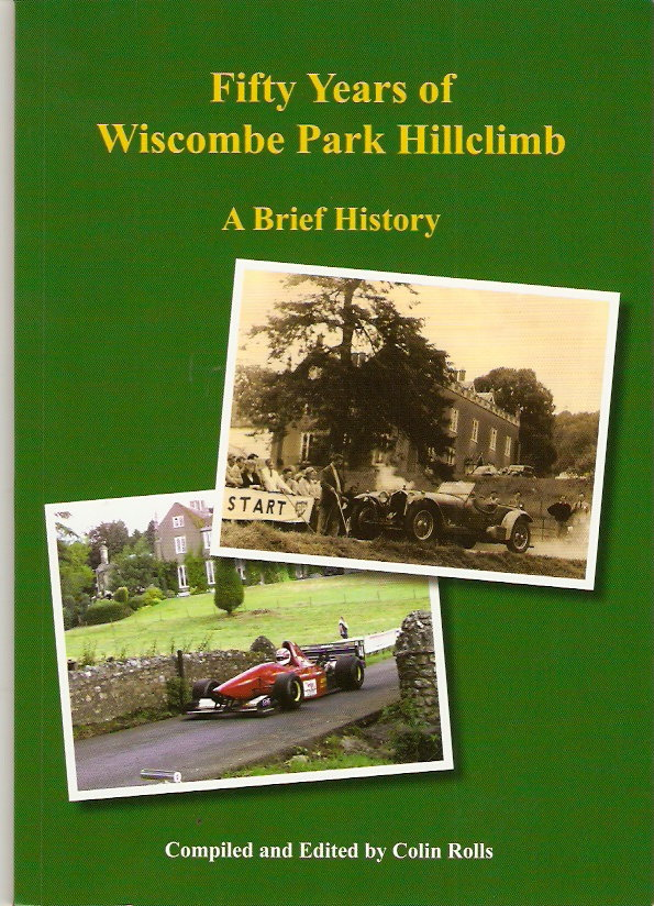 Image for Fifty Years of Wiscombe Park Hillclimb (A brief history)