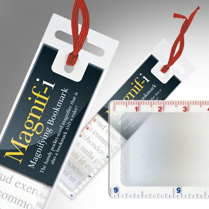 Image for Magnifying Bookmark