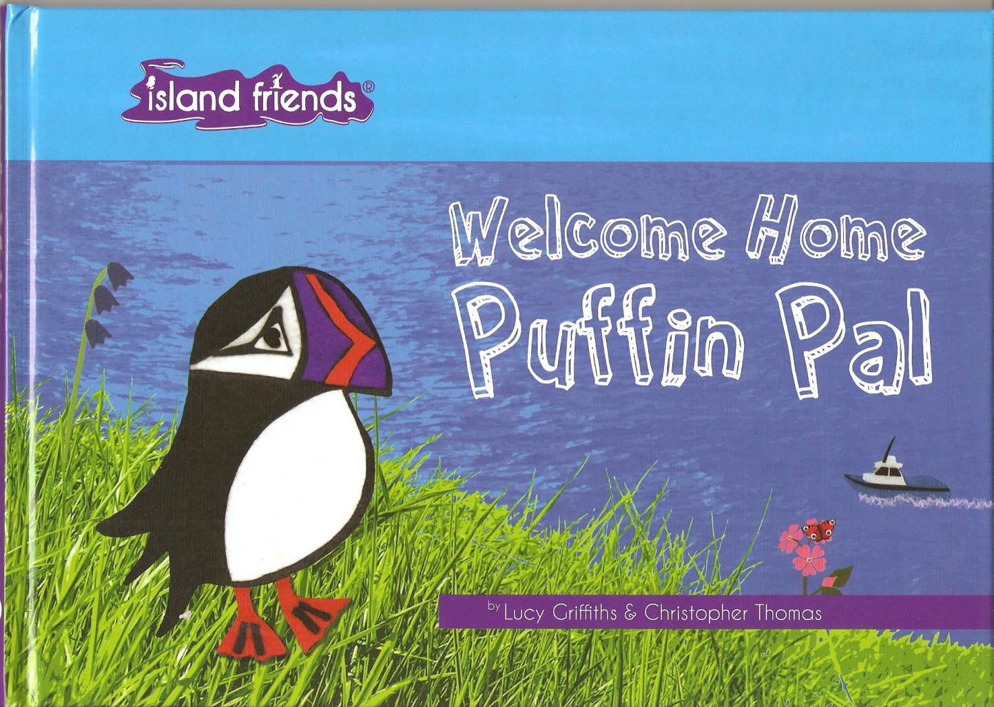 Image for Welcome Home Puffin Pal