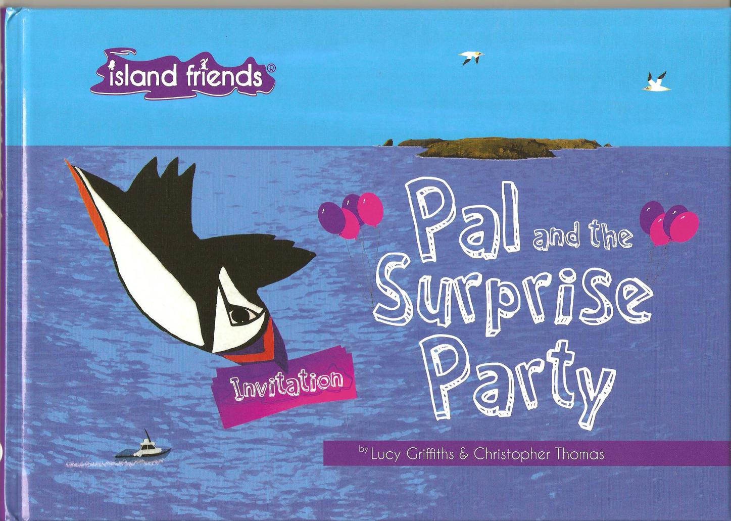 Image for Pal and the Surprise Party