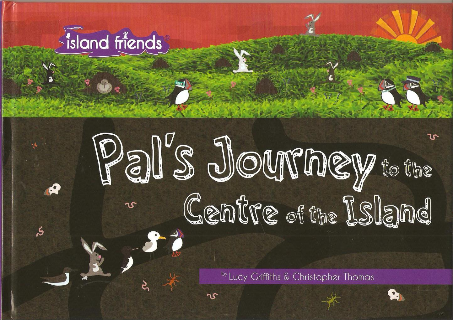 Image for Pal's Journey to the Centre of the Island