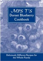 Image for Mrs T's Dorset Blueberry Cookbook