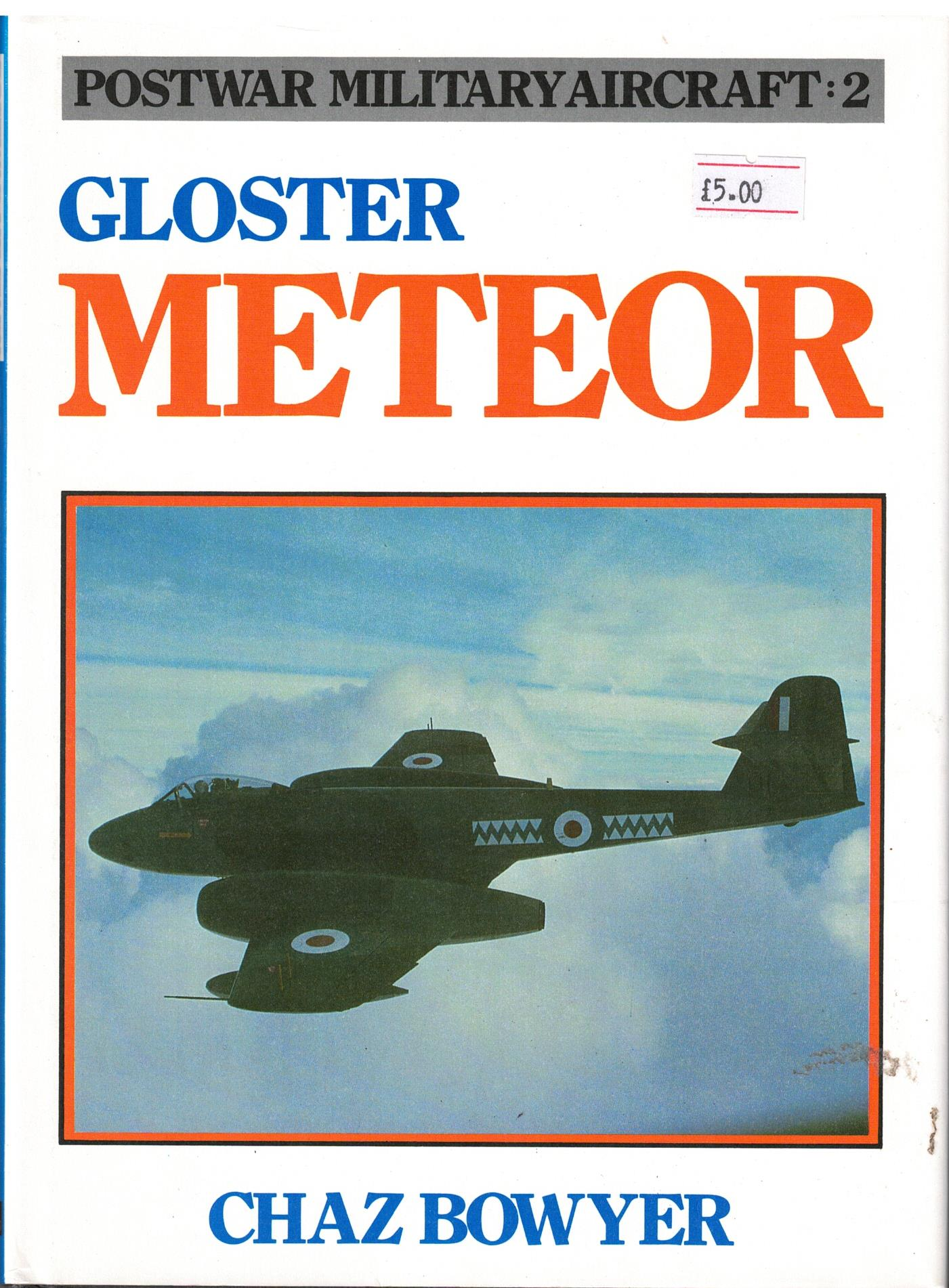 Image for Gloster Meteor