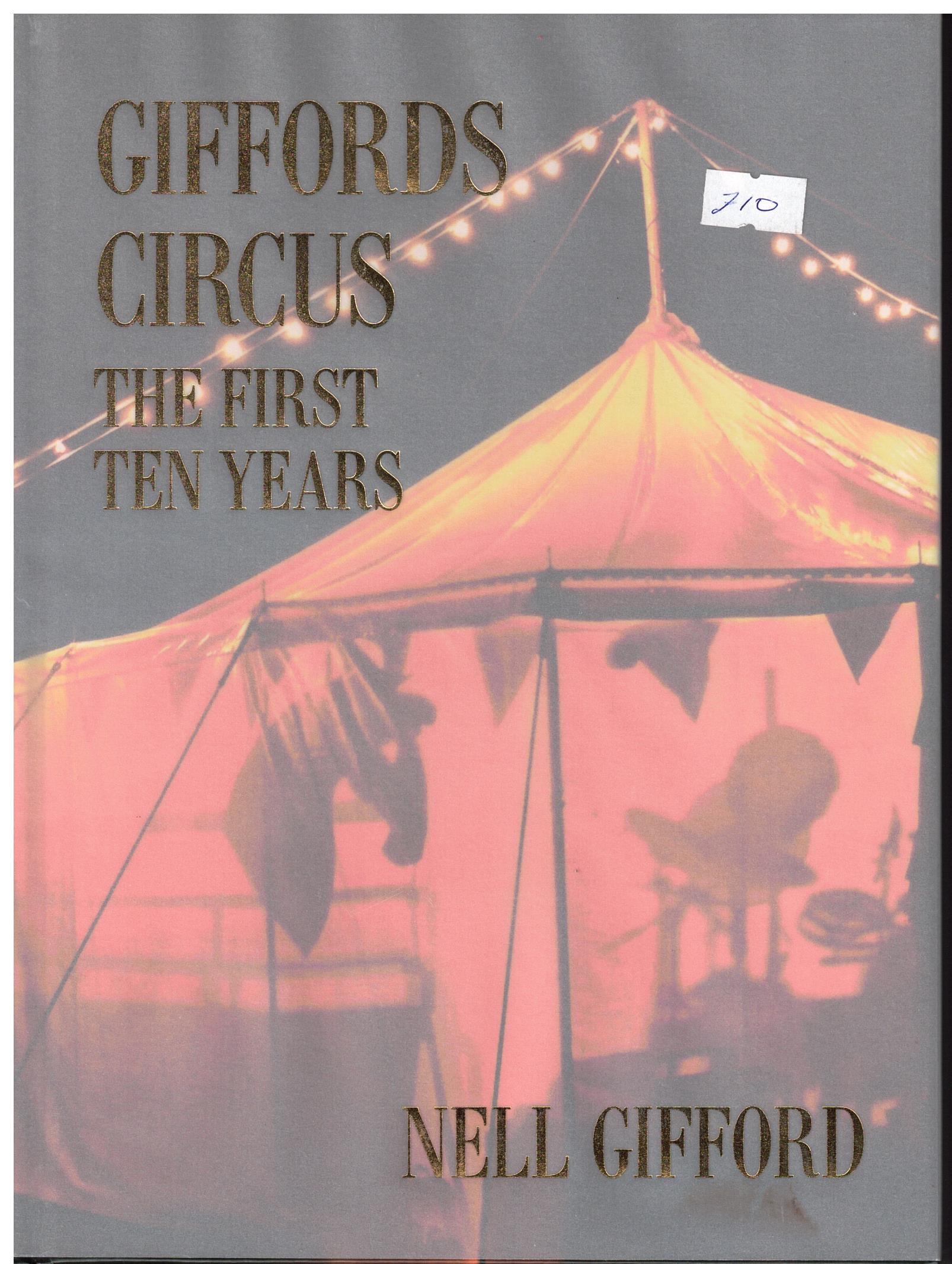Image for Gifford's Circus - The First Ten Years