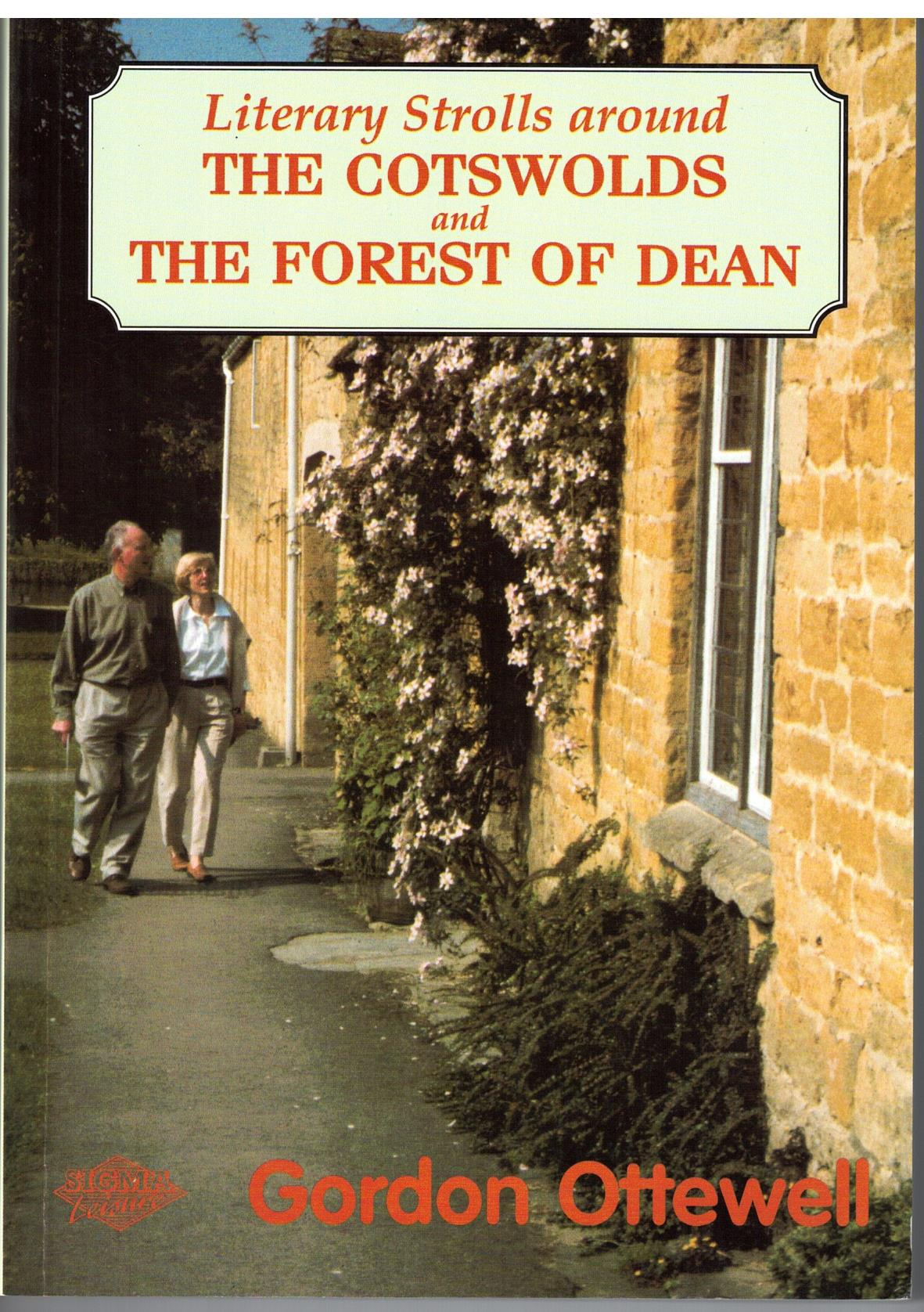 Image for Literary Strolls around the Cotswolds and the Forest of Dean