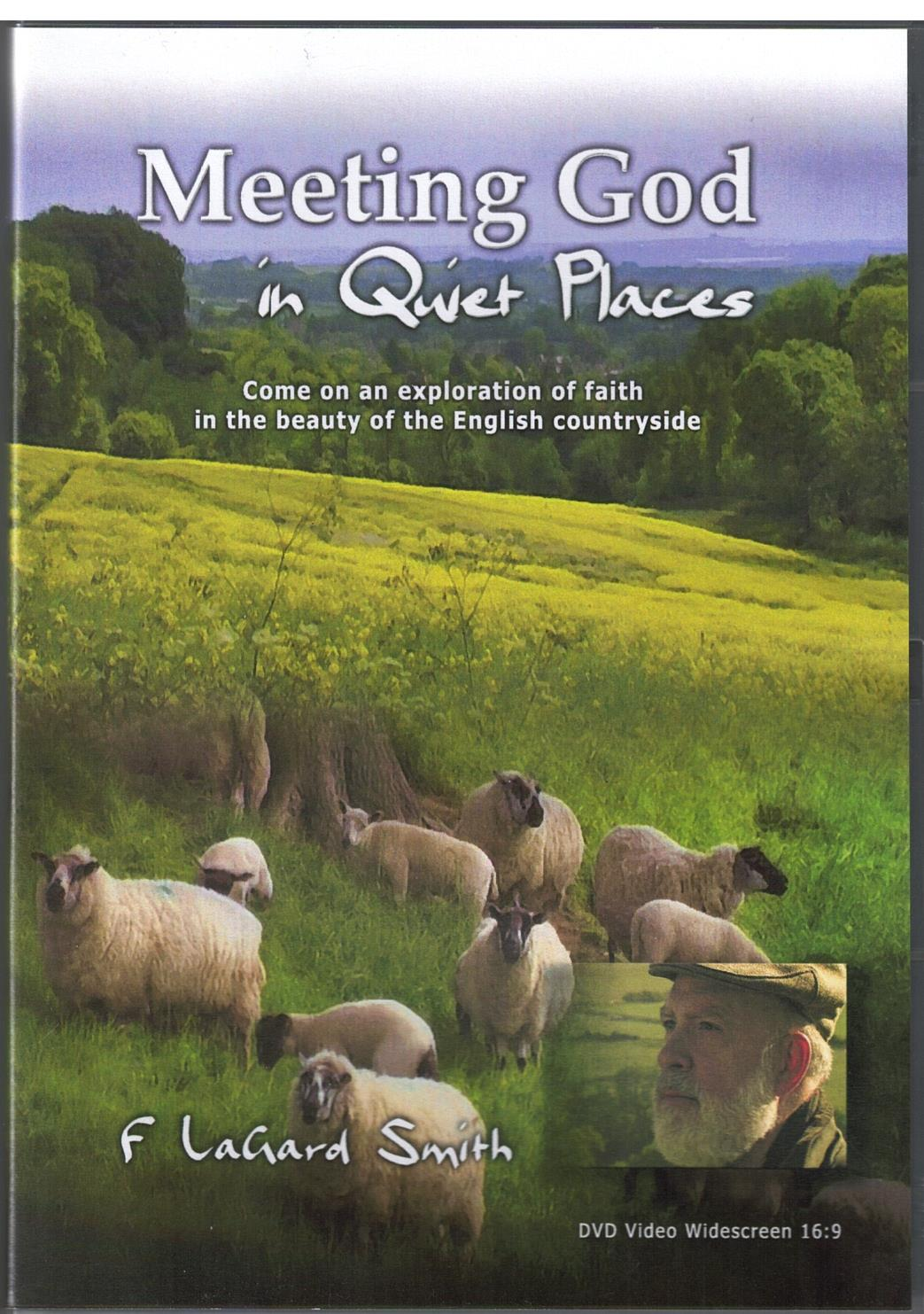 Image for DVD - Meeting God in Quiet Places