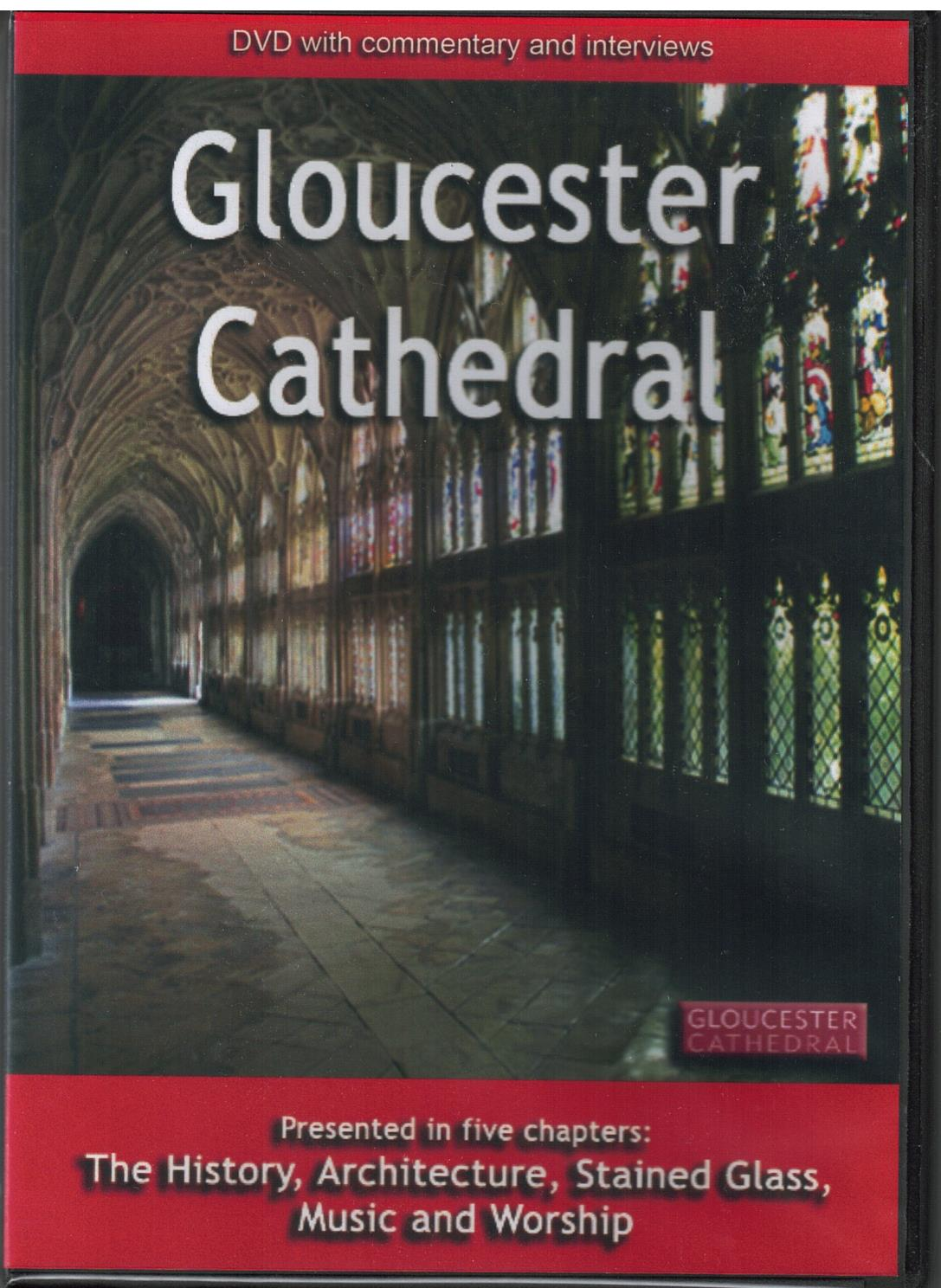Image for DVD Gloucester Cathedral