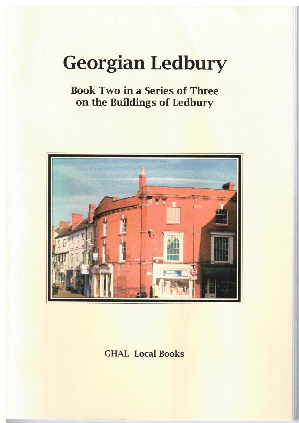 Image for Georgian Ledbury