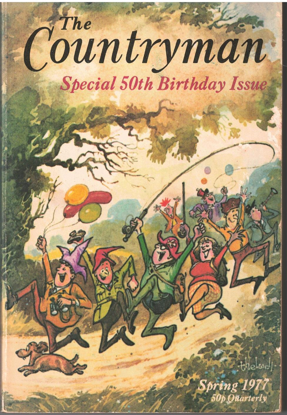Image for The Countryman - Special 50th Birthday Issue - Spring 1977