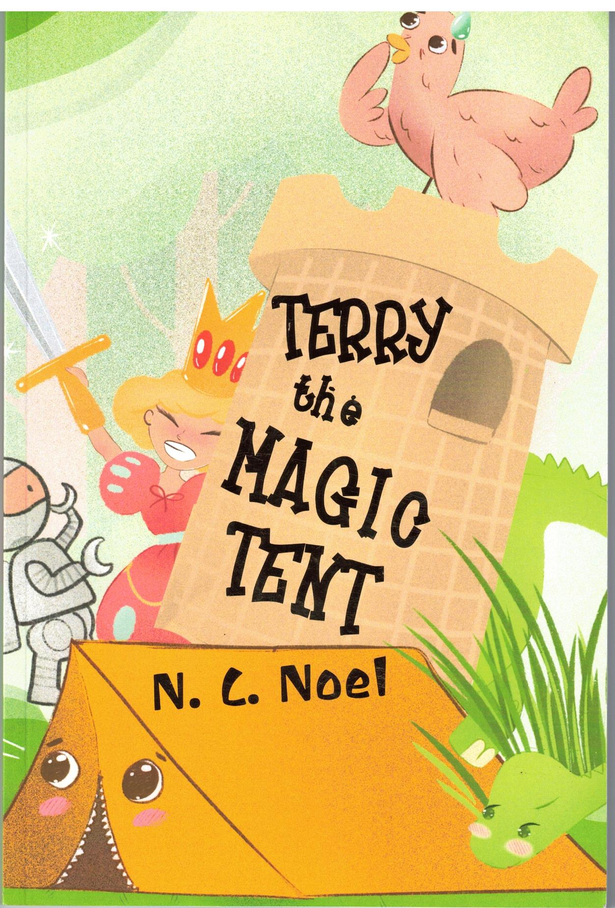 Image for Terry and the Magic Tent