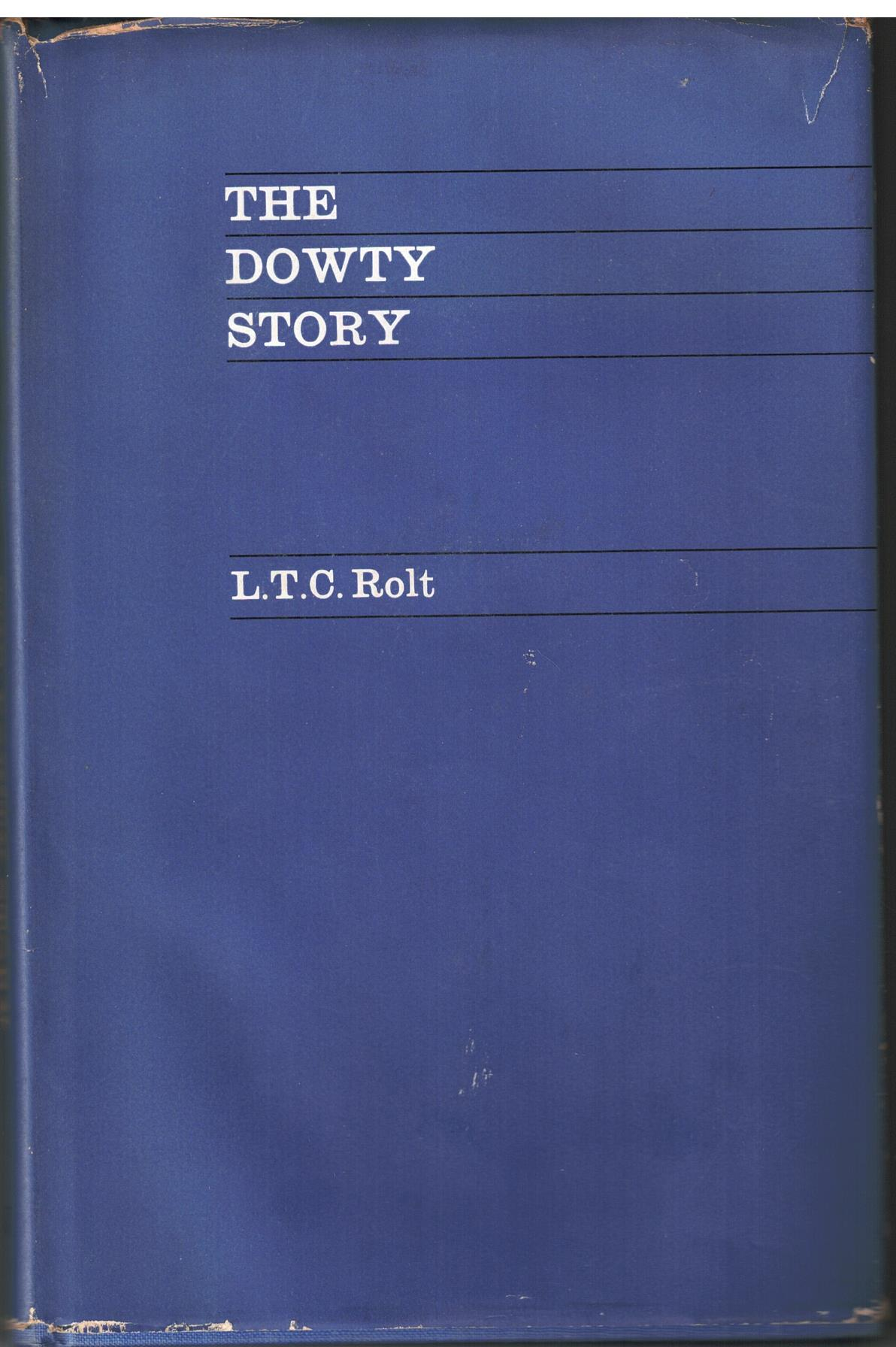 Image for The Dowty Story
