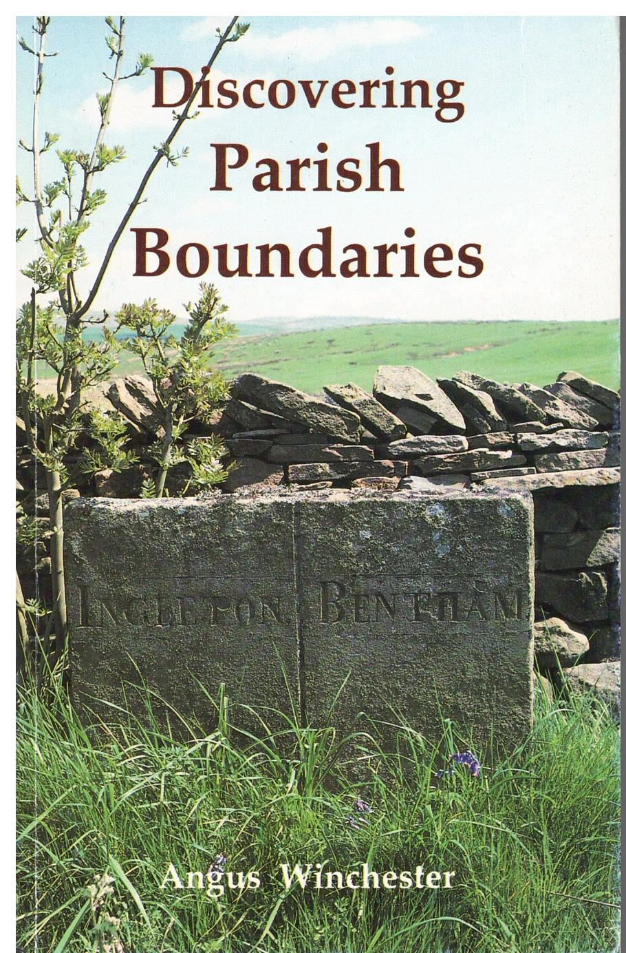 Image for Discovering Parish Boundaries