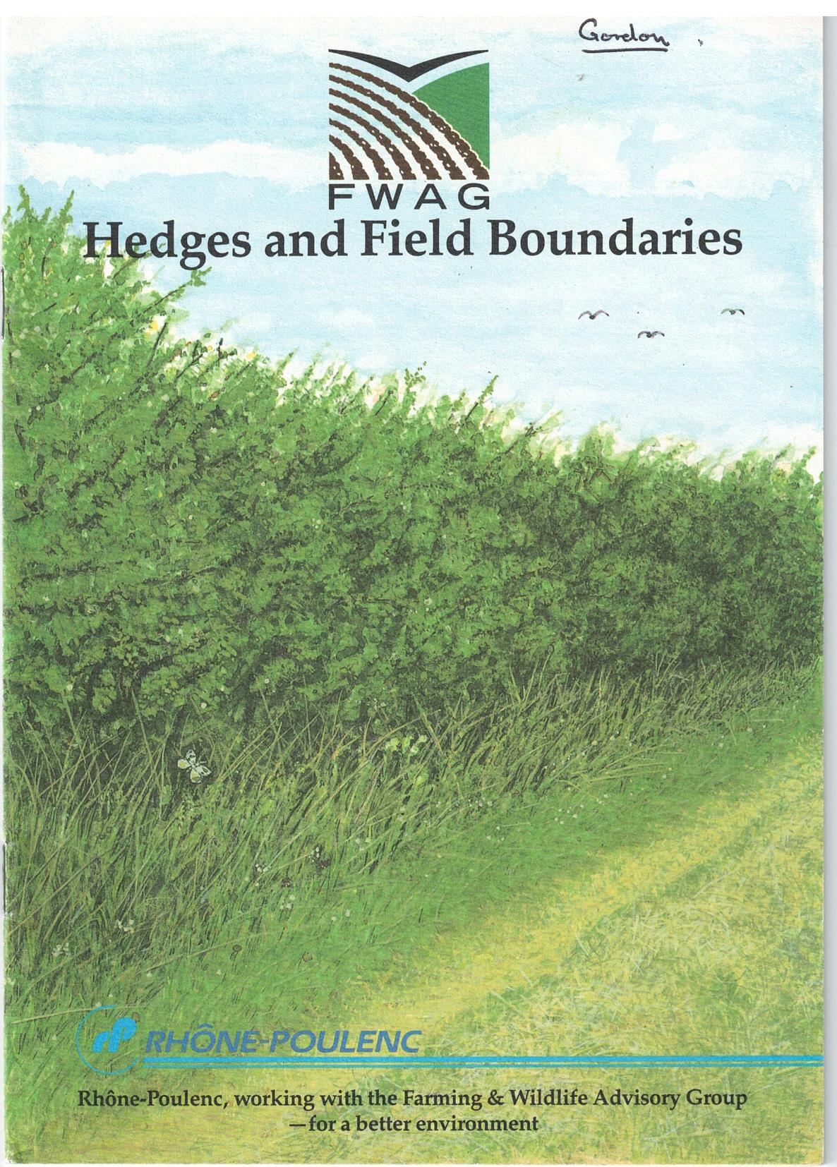 Image for FWAG Hedges and Field Boundaries
