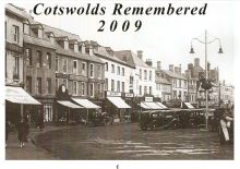 Image for Cotswolds Remembered 2009 (Spiral Bound)