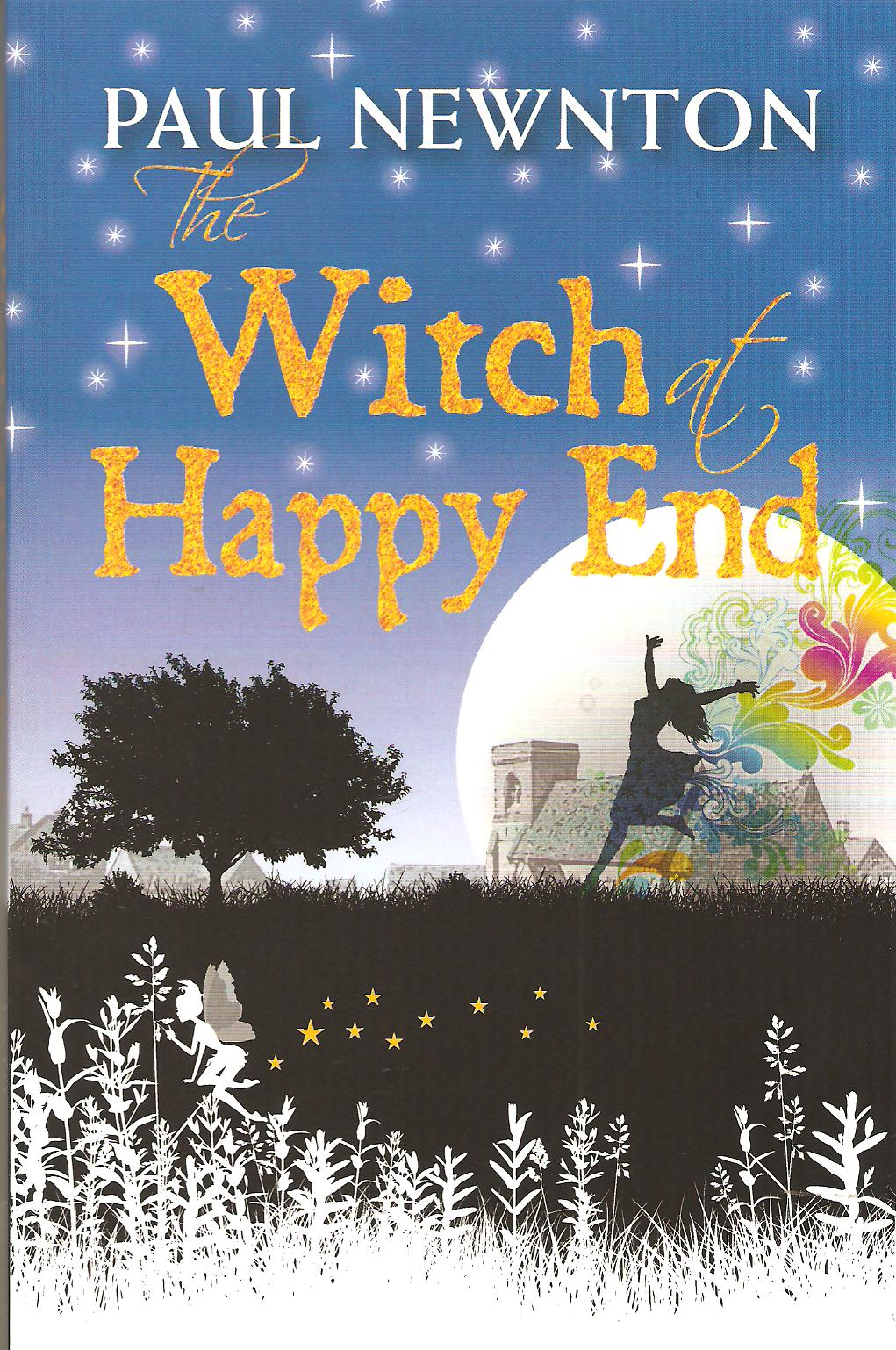 Image for The Witch at Happy End